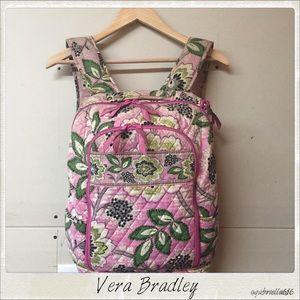 Vera Bradley backpack🌸